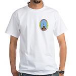 Pennsylvania Freemason p White T-Shirt
