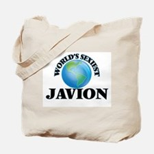 World's Sexiest Javion Tote Bag