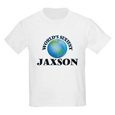 World's Sexiest Jaxson T-Shirt