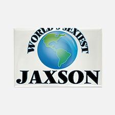 World's Sexiest Jaxson Magnets