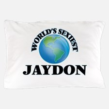 World's Sexiest Jaydon Pillow Case