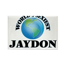 World's Sexiest Jaydon Magnets