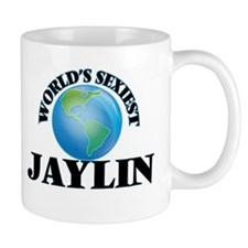 World's Sexiest Jaylin Mugs