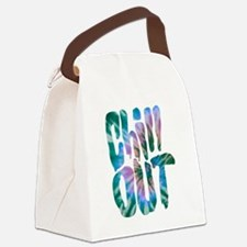 Chillllll Canvas Lunch Bag