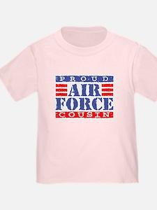 Proud Air Force Cousin T