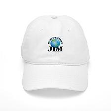 World's Sexiest Jim Baseball Cap