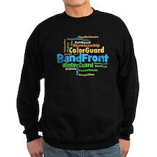 Bandfront Word Cloud Sweatshirt