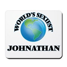 World's Sexiest Johnathan Mousepad