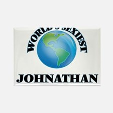 World's Sexiest Johnathan Magnets
