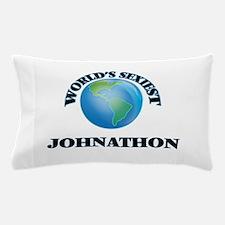 World's Sexiest Johnathon Pillow Case