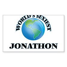 World's Sexiest Jonathon Decal