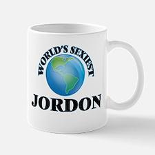 World's Sexiest Jordon Mugs