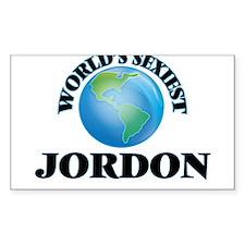 World's Sexiest Jordon Decal