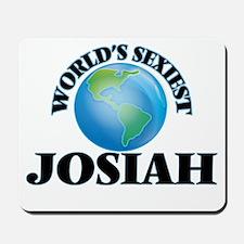 World's Sexiest Josiah Mousepad