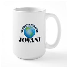 World's Sexiest Jovani Mugs