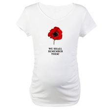 POPPY - WE SHALL REMEMBER THEM! Shirt