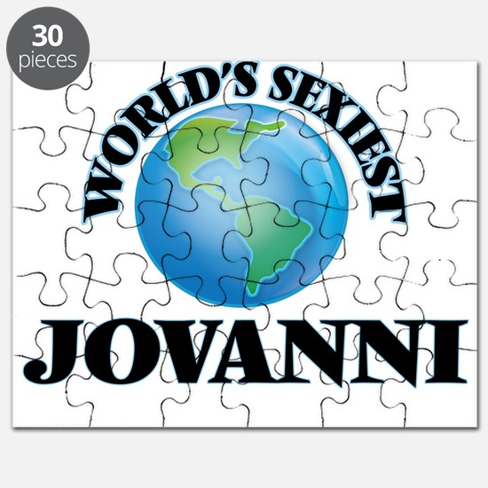 World's Sexiest Jovanni Puzzle