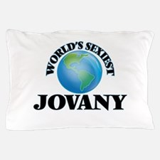 World's Sexiest Jovany Pillow Case
