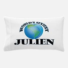 World's Sexiest Julien Pillow Case