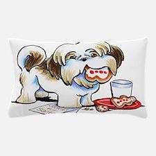 Shih Tzu Cookies Pillow Case