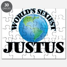 World's Sexiest Justus Puzzle