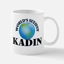 World's Sexiest Kadin Mugs