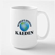 World's Sexiest Kaeden Mugs