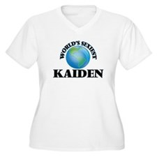 World's Sexiest Kaiden Plus Size T-Shirt