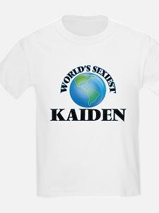 World's Sexiest Kaiden T-Shirt