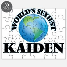 World's Sexiest Kaiden Puzzle