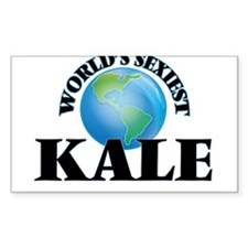 World's Sexiest Kale Decal