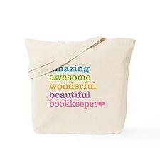 Bookkeeper Tote Bag