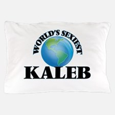 World's Sexiest Kaleb Pillow Case
