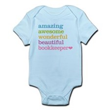 Bookkeeper Body Suit
