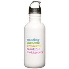 Bookkeeper Water Bottle