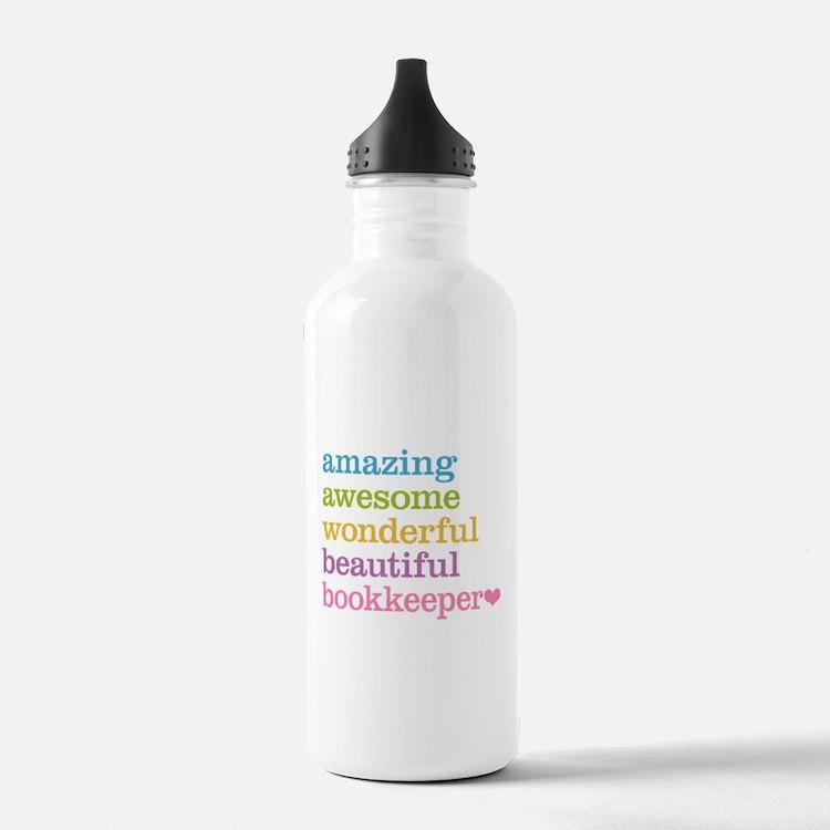 Bookkeeper Water Bottle