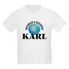 World's Sexiest Karl T-Shirt