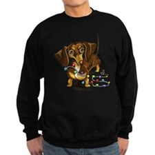 Chocolate Holiday Cheer Sweatshirt