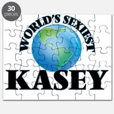 World's Sexiest Kasey Puzzle