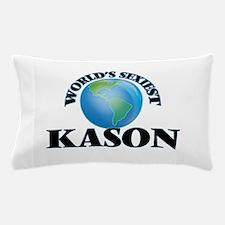 World's Sexiest Kason Pillow Case
