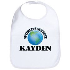 World's Sexiest Kayden Bib