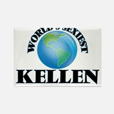 World's Sexiest Kellen Magnets