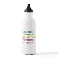 Amazing Camper Water Bottle