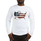 Obama gone Long Sleeve T-shirts