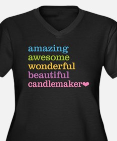 Candlemaker Plus Size T-Shirt