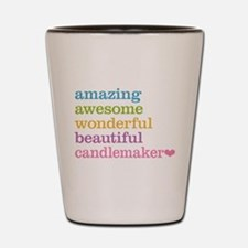 Candlemaker Shot Glass