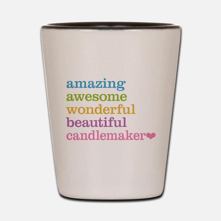 Candlemaker Shot Glass