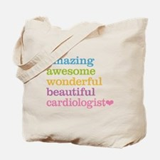 Amazing Cardiologist Tote Bag