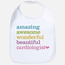 Amazing Cardiologist Bib