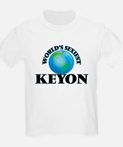 World's Sexiest Keyon T-Shirt